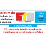 Boletim do STU 05/2021
