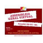 LINK DE ACESSO   Assembleia Virtual (28/07 – 10h)